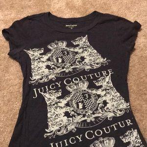 Juicy Couture crew neck shirt